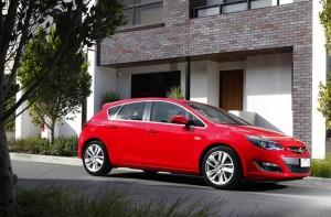 Opel Astra Select Diesel