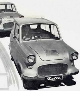 Micro cars. Macro prices.