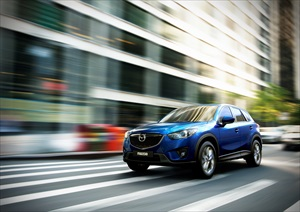 Mazda CX5 Akera