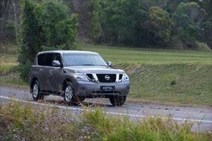 Nissan Patrol TI