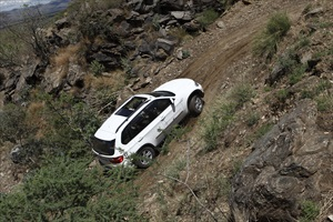 Some handy tips for off-road driving