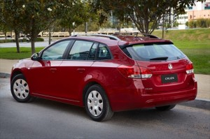 Holden Cruze CD wagon
