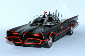 The Batmobile was a Ford!