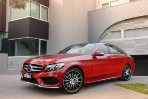 Mercedes-Benz C250 Bluetec