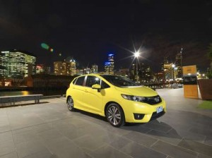 Honda Jazz VTiS