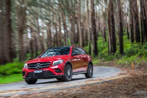 Rod and Sheryl and the Mercedes-Benz GLC 250d