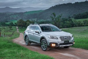 Rod, Sheryl and the Subaru Outback Premium diesel