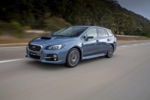 Rod and Sheryl meet the Subaru Levorg GTS.