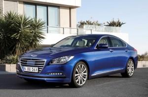 Hyundai Genesis Ultimate