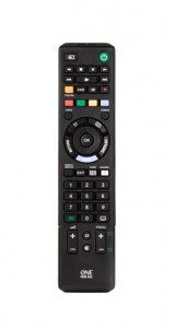 Too many remotes? Wear it like a badge!