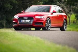 Audi A4 TFSI S-tronic Quattro Sport
