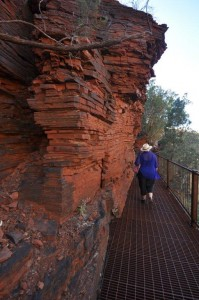 The hard road to Karijini and Millstream. Just do it.