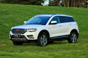 Rod and Sheryl try Haval's H6 Lux