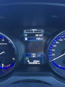 Start stop Subaru b