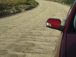 Dirt roads c