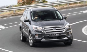 Rod and Sheryl try Ford's Escape Trend FWD