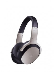 Open sesame! Headphones with a secret panel.