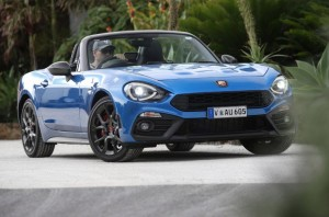 Fiat Abath 124 Spider: Making an MX5 more fun.