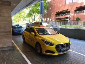 Singapore taxis f