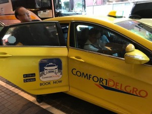 Singapore taxis k