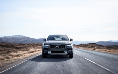 Volvo V90CC: A sheep in wolf's clothing