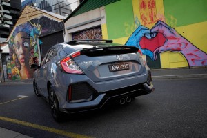 Honda Civic RS b
