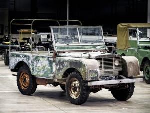 Land Rover first 1948 b