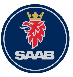 12 Saab badge