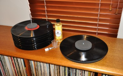 You may never need this heavy hitting record cleaner, but when you do it works.