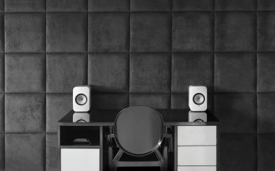How to set up Kef's LSXs: Let someone else do it.