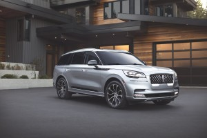 Lincoln Aviator b