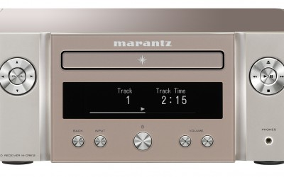 Downsizing for the masses: A new, smaller Marantz packs plenty of power