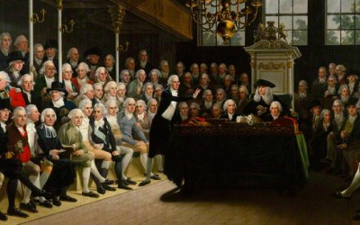 Of Brexit, slavery, and the appalling acoustics of the British House of Commons