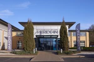Meridian exterior