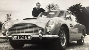 Bond Aston Martin a