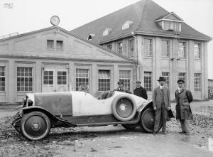 Maybach historic