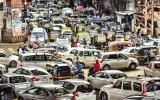 Tough news from Mumbai: Honk more, wait more.