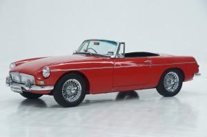 06 MGB Australian built 1963