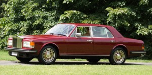 08 Rolls-Royce Silver Spirit