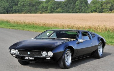 Car of the week #9: de Tomaso Mangusta