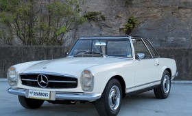 Car of the week 10: Mercedes-Benz 230/250/280SL