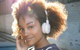 Headphones: When good is too good.