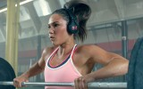 Under Armour wireless headphones: Trading comfort for cool.