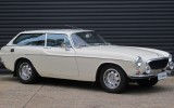 Car of the week #3: Volvo's P1800: Reliable meets fast.